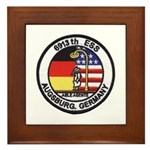 6913th Security Squadron Framed Tile