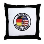 6913th Security Squadron Throw Pillow