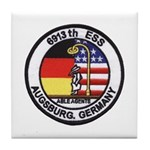 6913th Security Squadron Tile Coaster