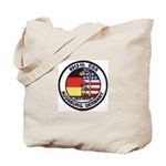6913th Security Squadron Tote Bag