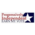 Progressively Independent Sticker (Bumpe