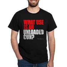 Unloaded Gun T-Shirt