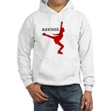 Ice Skating is Axelent Hoodie