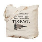 F14 Tomcat Tote Bag