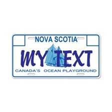 Nova Scotia - Canada Aluminum License Plate