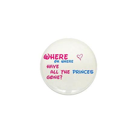 Princes Mini Button (10 pack)