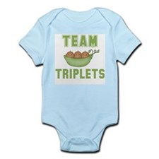 Triplets Infant Bodysuit