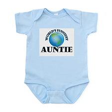 World's Funniest Auntie Body Suit