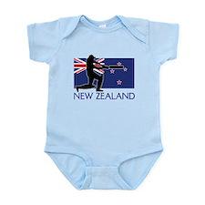 New Zealand Cricket Body Suit