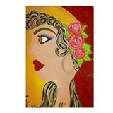Gyspy Rose Postcards (Package of 8)