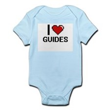 I love Guides Body Suit