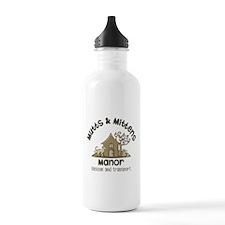 MMM Logo Water Bottle
