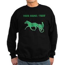 Green Harness Racing (Custom) Sweatshirt