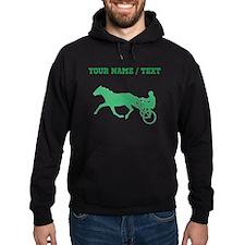 Green Harness Racing (Custom) Hoodie