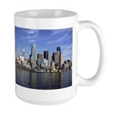 Large Seattle Mug
