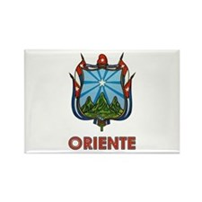 Escudo de Oriente Rectangle Magnet