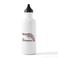 The Sopranos Pistol Water Bottle
