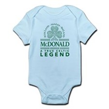 McDonald, A True Celtic Legend Body Suit