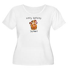 Happy Birthday Julianna (tige T-Shirt