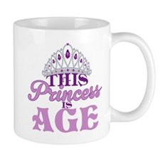 Birthday Princess Mug