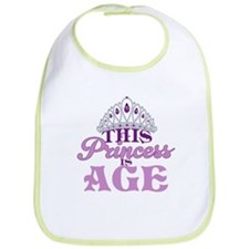 Birthday Princess Bib