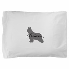 30-greysilhouette.png Pillow Sham