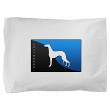 3-blueblack.png Pillow Sham