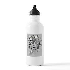 Daisy Goddess Water Bottle