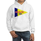 Old Mens Club Hoodie Sweatshirt