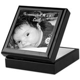 """Recommended by..."" Keepsake Box"