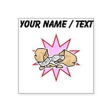 Fortune Cookie (Custom) Sticker