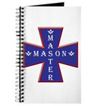 Master Masons Cross Journal