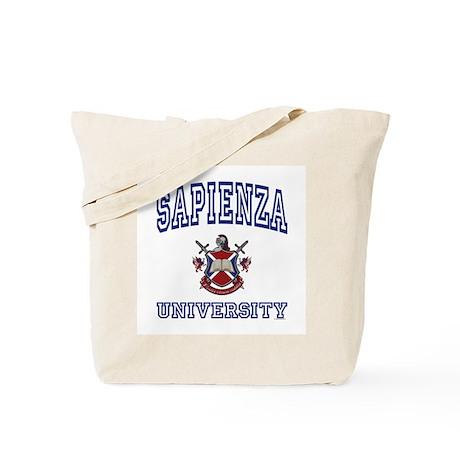 SAPIENZA University Tote Bag