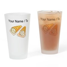 Cannoli (Custom) Drinking Glass