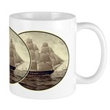 Tall Ship Mug