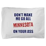 Minnesota Baseball Pillow Sham