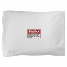 my-name-is-george-1... Pillow Sham