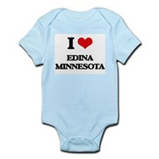 I love Edina Minnesota Body Suit