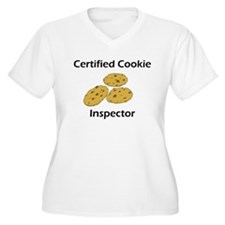 Certified Cookie Inspector T-Shirt