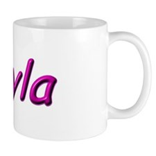 Layla Unique Personalized Mug