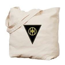 83rd Infantry Patch Tote Bag