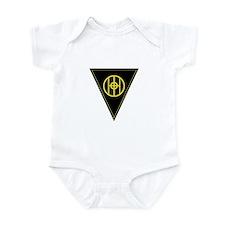 83rd Infantry Patch Infant Bodysuit