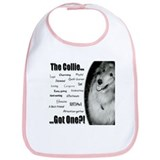 """The Collie.. Got One?"" Bib"