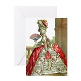 Grande Dame Greeting Card