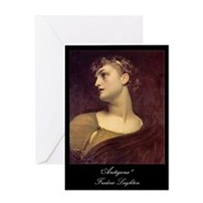 Antigone Greeting Card