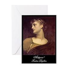 Antigone Greeting Card