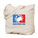 ML Crab Tote Bag