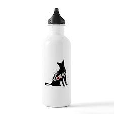 Abyssinian Love Water Bottle