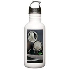 Benjamin Franklin Foun Water Bottle