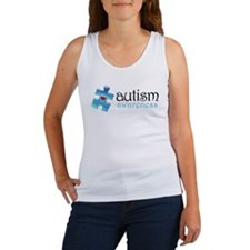 Autism Awareness (B2) Women's Tank Top